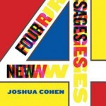 Joshua Cohen's Four New Messages
