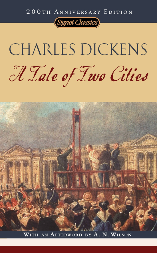 an analysis of the fictitious novel a tale of two cities by charles dickens A tale of two cities was the twelfth novel of charles dickens the first chapters of the book appeared in print in april of 1859 the last chapter was printed in november of that same year.
