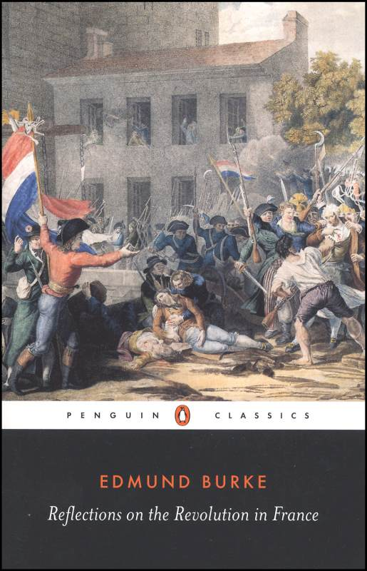 an overview of edmund burkes reflections on the french revolution